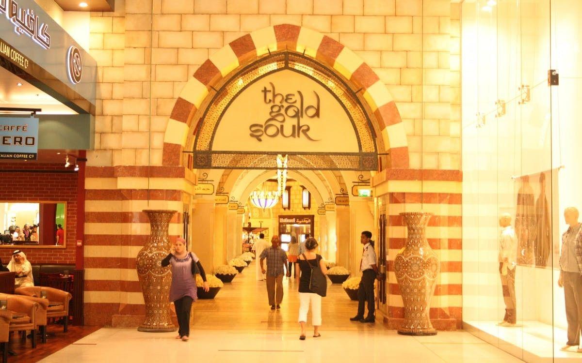 Pasar Emas Paling Fenomenal Di Dubai, Wajib Datang !