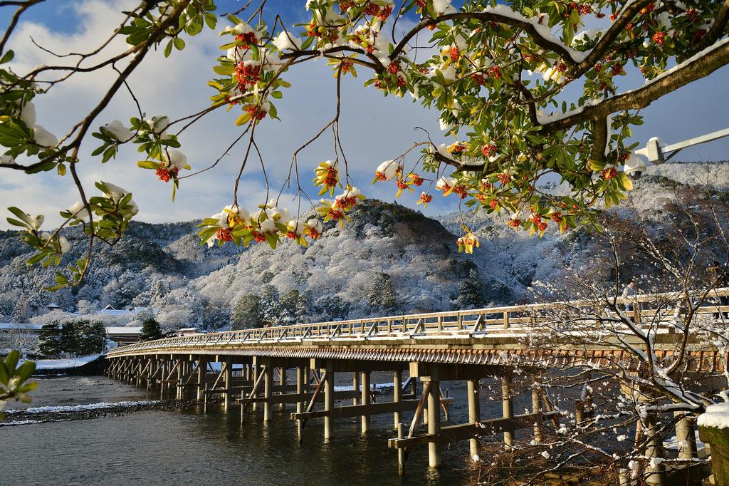 Arashiyama - Destinasi Wisata Indah Yang Ada Di Kyoto