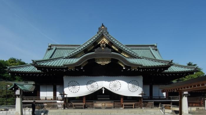 Kuil Penuh Kontroversi Di Jepang - Kuil Yasukuni
