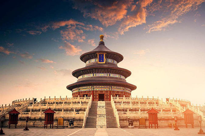 Kemegahan Temple Of Heaven Di China