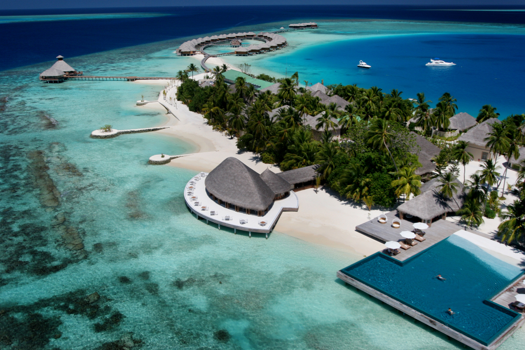 Maldives - Surga Eksotis Di Asia Selatan
