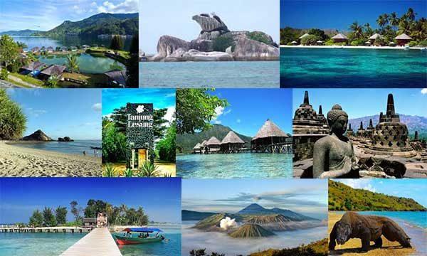 Destinasi Wisata Terfavorit Di Indonesia