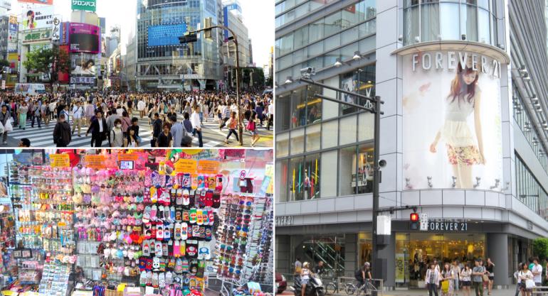 Dimana Sih Tempat Berbelanja Murah Di Tokyo ?