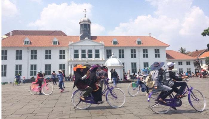 Mengintip Sejarah Dan Arsitektur Belanda Di Kawasan Kota Tua Jakarta
