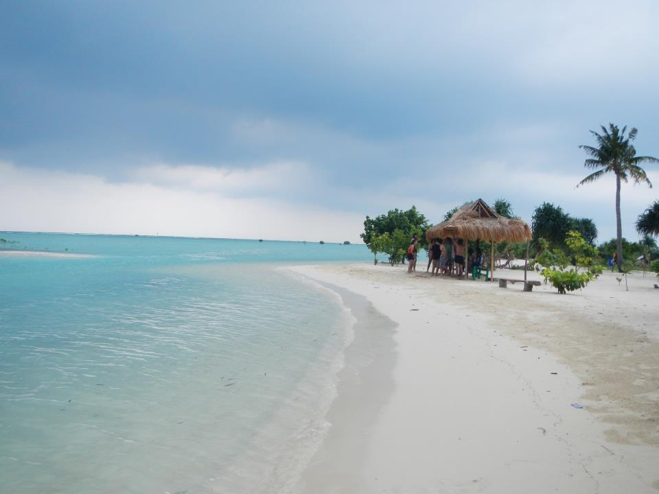 Keindahan Landscape Alam Di Pulau Pari