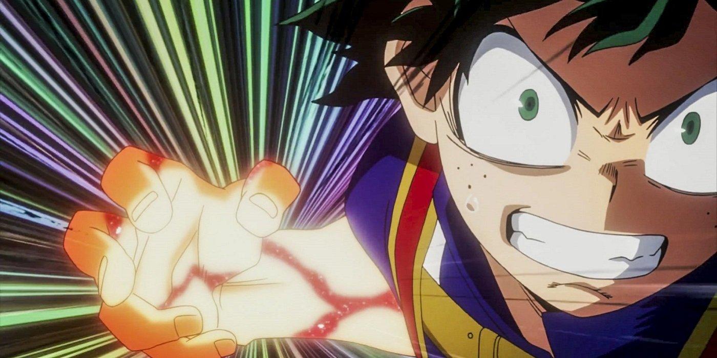 My Hero One's Justice 2 Mendapatkan Trailer Teaser Terbaru Dan Tanggal Rilis Yang Tidak Jelas