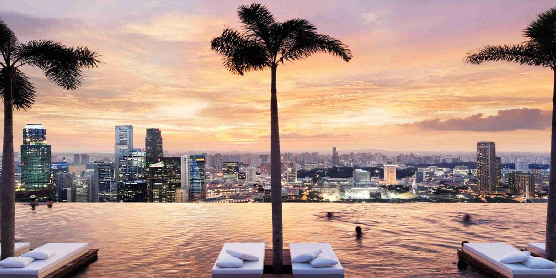 Kemewahan yang Ditawarkan Marina Bay Sands