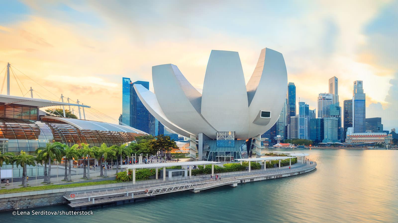 Art Sience Museum Singapore - Destinasi Wajib Dikunjungi Di Singapura
