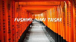 Keindahan Kuil Fushimi Inari Taisha Di Kyoto Jepang