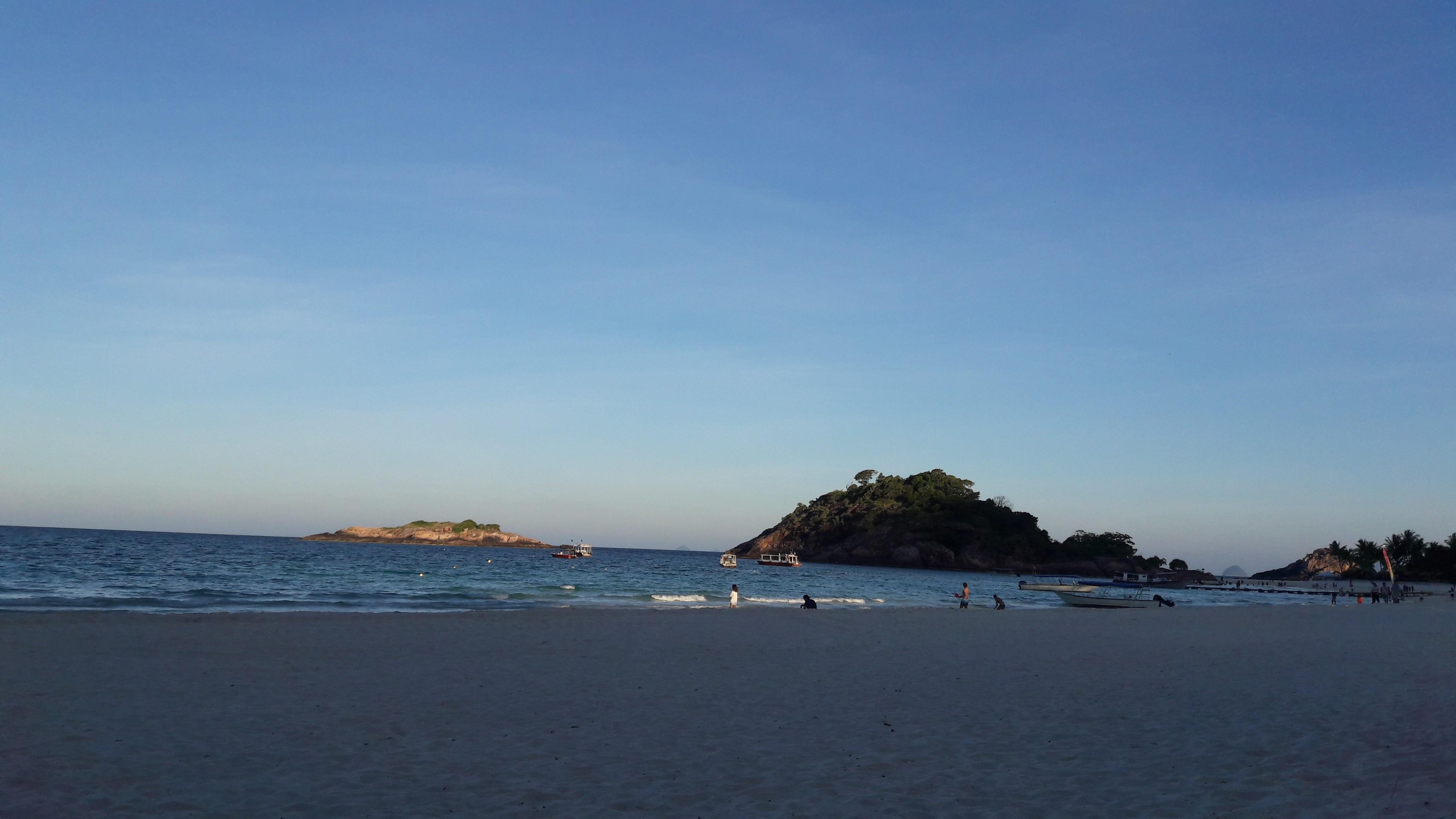 Serunya Snorkling Di Pulau Redang - Malaysia