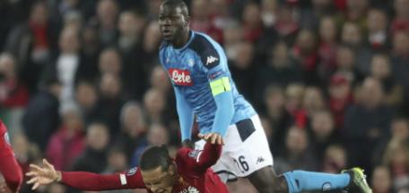Manchester United Tancap Gas Kembali untuk Transfer Kalidou Koulibaly